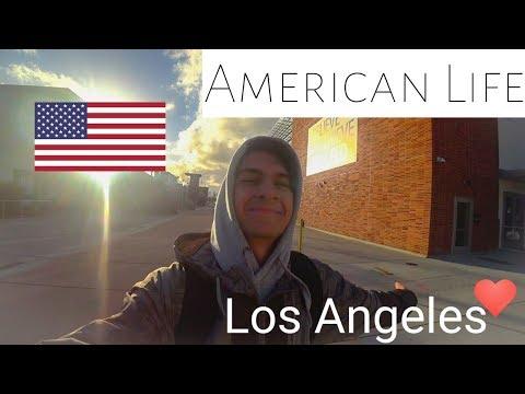 Первый день в Американской школе   VLOG   США   обучение в Америке   Los Angeles