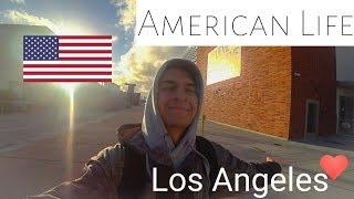 Первый день в Американской школе | VLOG | США | обучение в Америке | Los Angeles