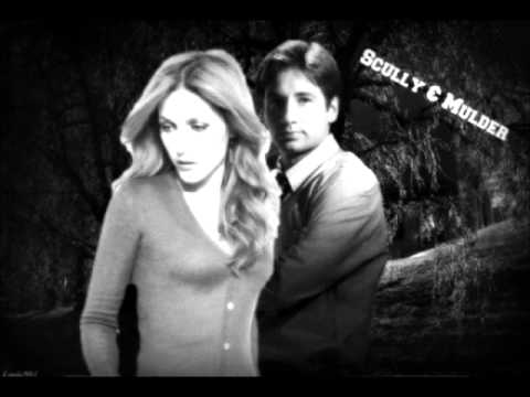 the x files black and white pictures