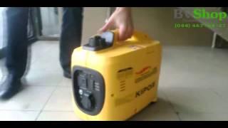 видео Где купить бензиновые генераторы Kipor? Интернет магазин GEnergy.ru – продажа бензогенераторов Kipor в Москве и доставкой по России.