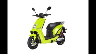 Lifan E3 LF1200DT electric moped - Ride Review