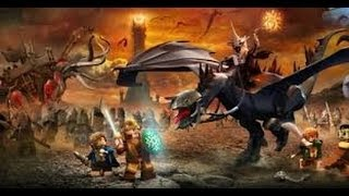 LEGO Lord Of The Rings | PS3 | Gameplay
