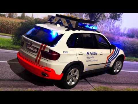 BMW X5 - Federale Wegpolitie