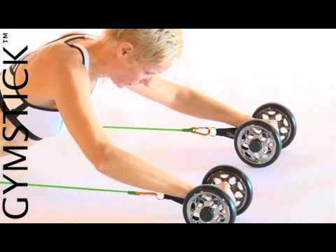 Video: Gymstick Power Wheelz Pro