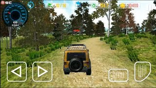 SUV 4x4 Driving Simulator - 4x4 Offroad Driver Games - Android Gameplay FHD #2