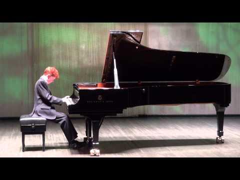 Иоганн Себастьян Бах - Партита для клавира №3 ля минор
