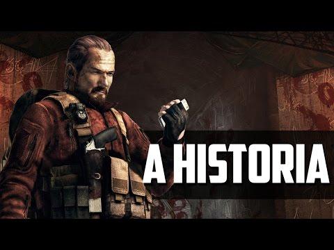 A História de Resident Evil Revelations 2 - Enredo com Spoilers