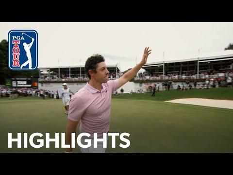 Highlights | Round 4 | TOUR Championship 2019