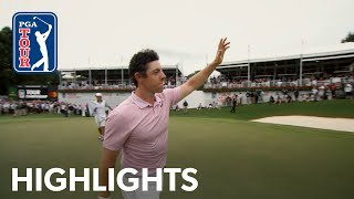 Highlights | Round 4 | TOUR Championship 2019