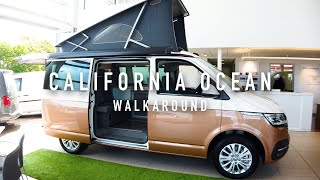 VW California Ocean T6.1 Walkaround (No Commentary)