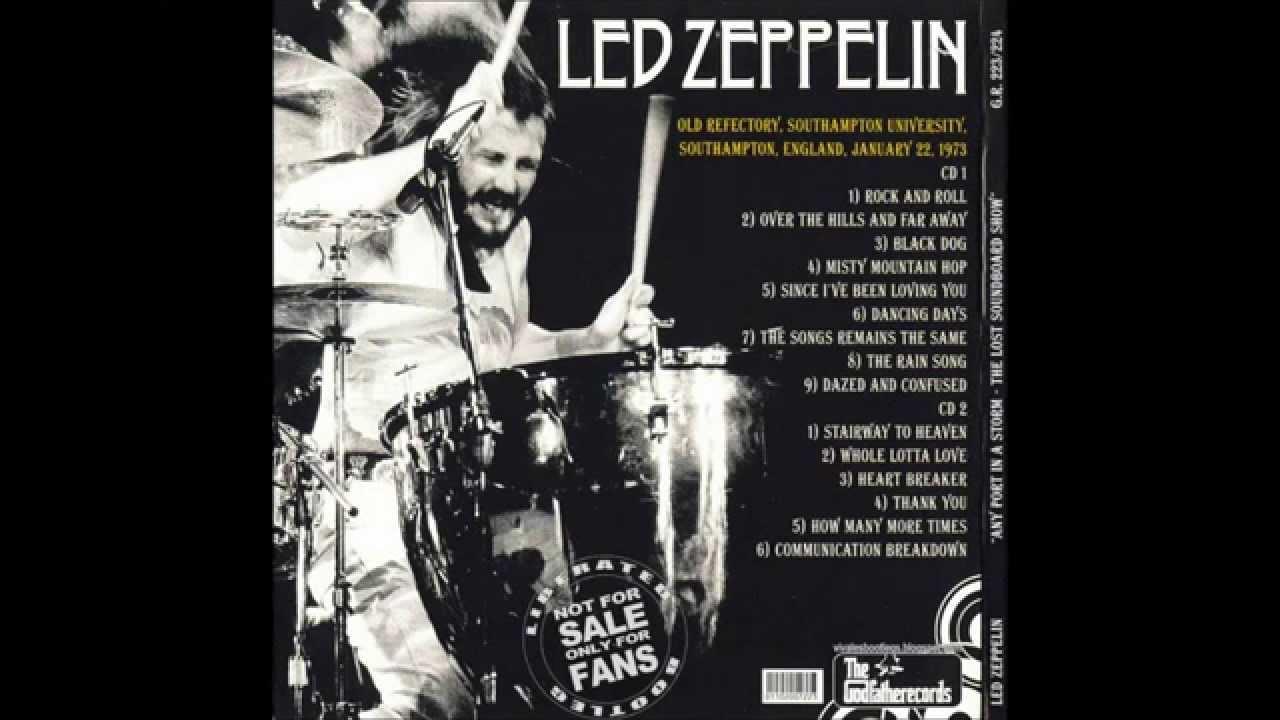 Led Zeppelin Black Dog Audio