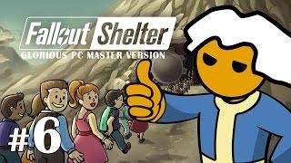 Первый кризис в Убежище! - Fallout Shelter [PC Ver.] - #6