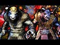 Minotaurs EXPLAINED! - Alessian Guardians, Children of Belharza - Elder Scrolls Lore