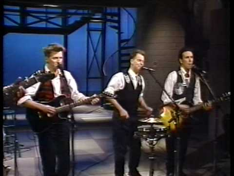 Crowded House - Sister Madly - Letterman show