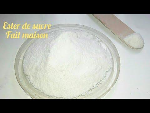 #diy#emulsifiant#comment                       Ester de sucre fait maison||DIY au naturelle...