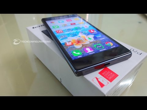 Lenovo P70 Unboxing Youtube