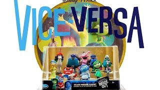 Disney - Review du Pack de Figurine Deluxe Vice versa