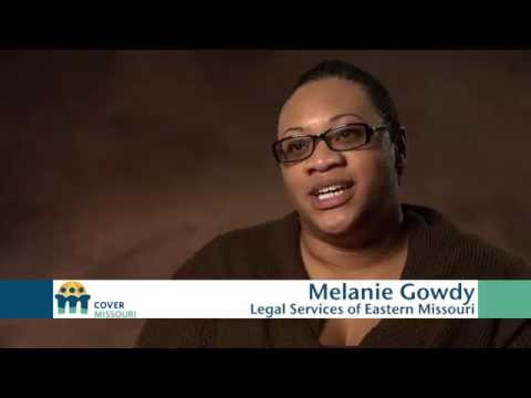 Cover Missouri Voices: Melanie Gowdy, Legal Services of Eastern Missouri