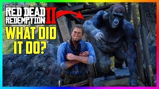 Baixar The REAL Reason Why This GIANT Gorilla Can Be Found In Red Dead Redemption 2! (RDR2 Mystery Solved)