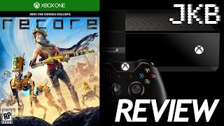 Recore Review (BEST NEW I.P?!) | Xbox One 2016 | JKB