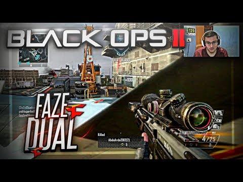 FaZe DuaL y SU DSR | Black Ops 2