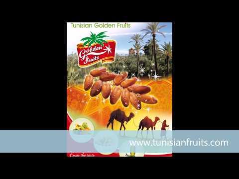 golden fruits tunisia