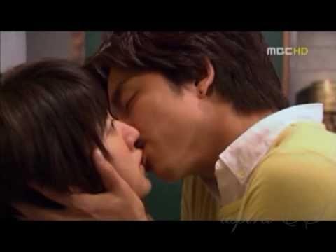 The 1st Shop of Coffee Prince ~Kissing Scenes~ Gong Yoo & Yoon Eun Hye