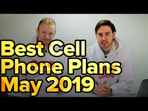 Best Cell Phone Plans Of May 2019