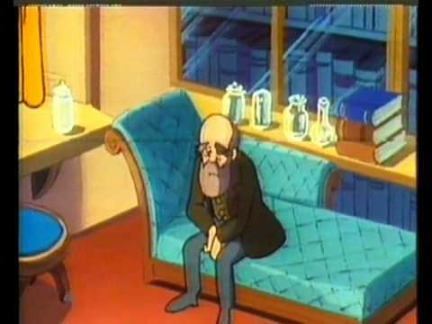 Los Sabios - Charles Darwin - 2/2