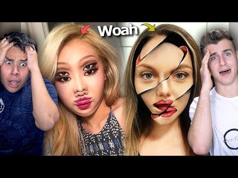 Insane Make Up Transformations