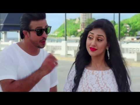 Bhalobasi   Raja Babu 2015   Movie Song   Shakib Khan   Apu Biswas   Bobby Haque   Misha Sawdagor