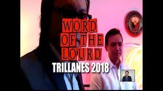 #WordOfTheLourd | Trillanes 2018