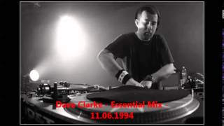 Dave Clarke - Essential Mix 11.06.1994