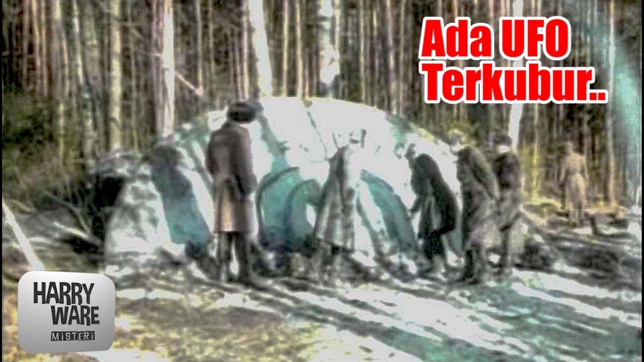 270 -  Benda Mirip UFO Ini Diamankan Sekelompok Pasukan Rahasia
