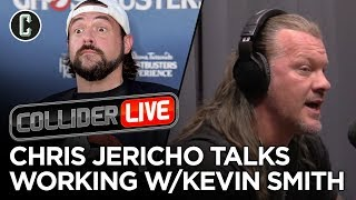 Chris Jericho Talks Working with Kevin Smith on Jay & Silent Bob Reboot