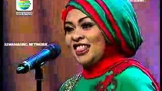 Suasana dikota santri di academi Indosiar
