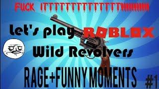 ROBLOX - Wilder Revolver | | Lustige Momente xD