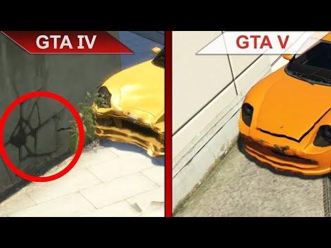 THE BIG GTA COMPARISON | GTA IV vs. GTA V | PC | ULTRA