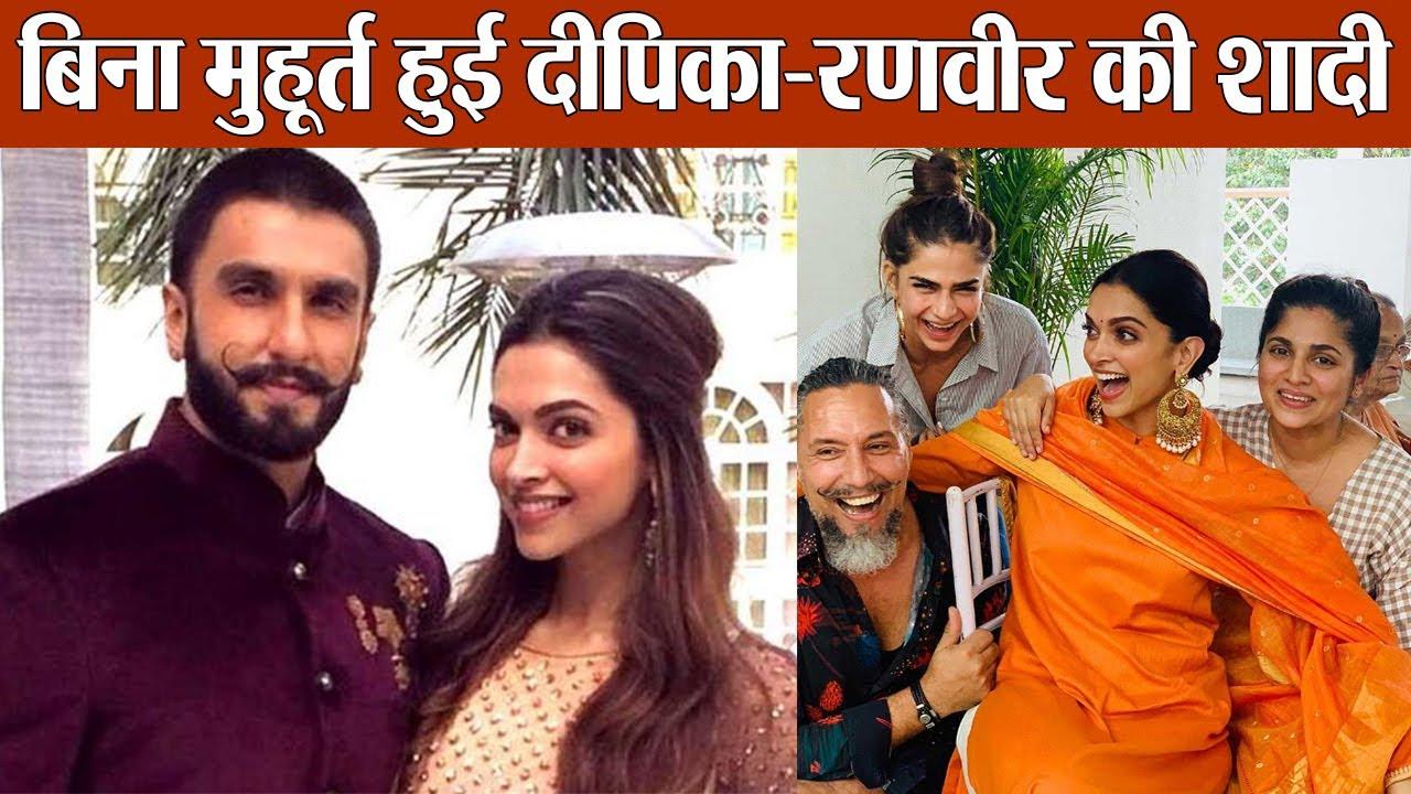 Deepika & Ranveer Wedding: Reason why DeepVeer choose 14th ...