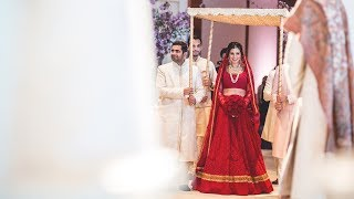 New York Grand Indian Wedding | Intercontinental Barclay NYC