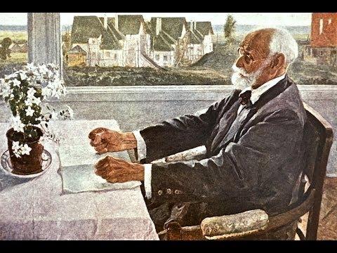 """1903 год  Иван Павлов  """"Исторические хроники"""" Сто полнометражных фильмов о истории России."""