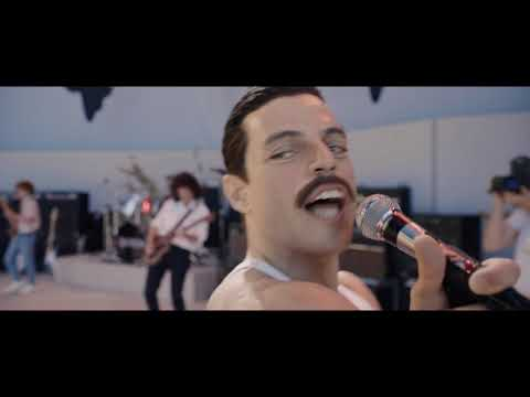 Bohemian Rhapsody- Radio Gaga Live Aid recreation