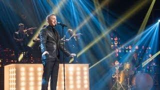 Jahmene Douglas sings Etta James' At Last - Live Week 9 - The X Factor UK 2012