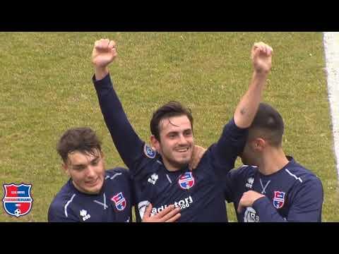 Virtus Ciserano Bergamo - Villa Valle 2-1, 25° giornata girone B Serie D 2019/2020