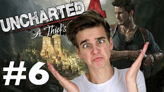 I BROKE THE GAME! - UNCHARTED 4 #6