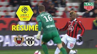 OGC Nice - Angers SCO ( 0-0 ) - Résumé - (OGCN - SCO) / 2018-19