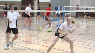 Badminton : 15e tournoi international de doubles à Elancourt