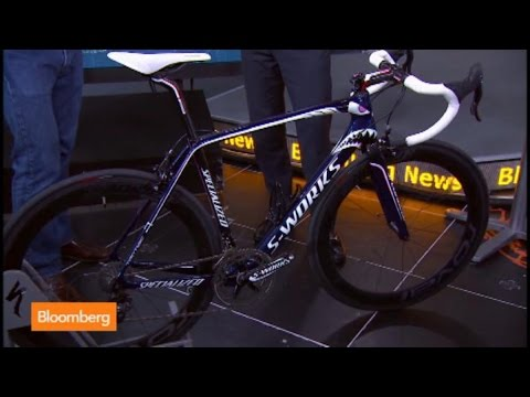 Specialized Bikes Wins Nine Tour de France Stages