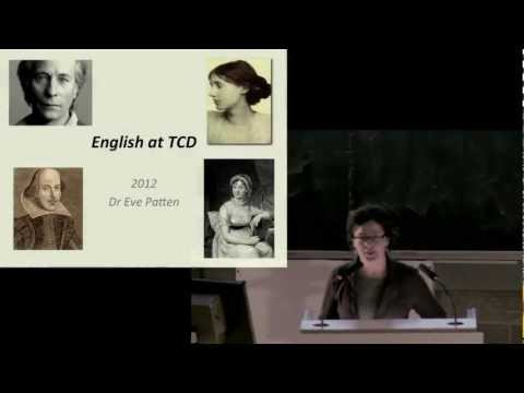 English (Video Version) - TCD Undergraduate Open Day 2012