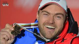 David Poisson dead in training accident crash - downhill skier David Poisson training crash video